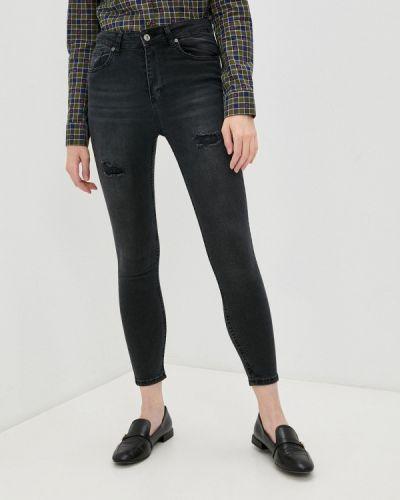 Зауженные джинсы - черные Giorgio Di Mare
