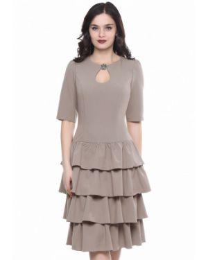 Вечернее платье - бежевое Grey Cat