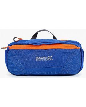 Поясная сумка текстильная синий Regatta