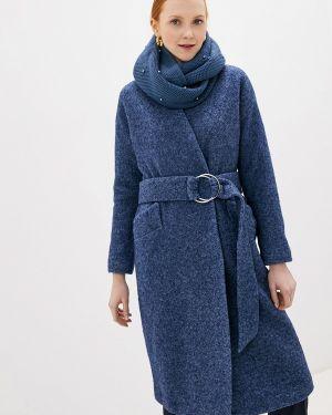 Пальто - синее Acasta