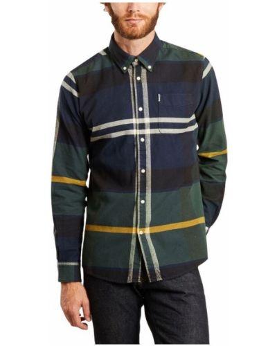 Klasyczna koszula jeansowa Barbour