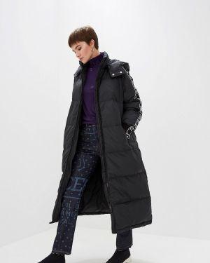Зимняя куртка осенняя черная Iceberg