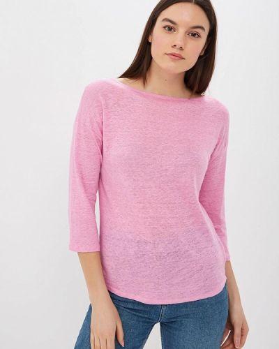 Лонгслив розовый United Colors Of Benetton