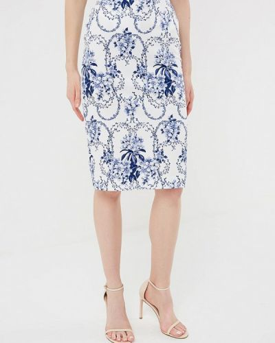 Белая юбка Blugirl Folies