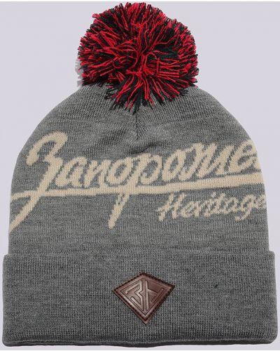 Серая шапка Запорожец Heritage