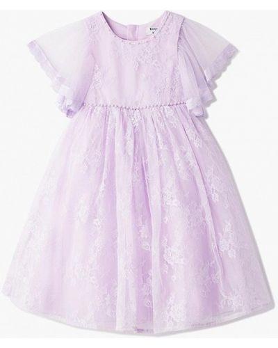 Платье на торжество осеннее Bonjour Bebe