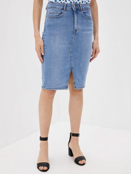 Джинсовая юбка Marks & Spencer