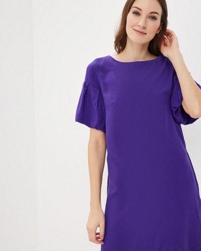 Фиолетовое платье Indiano Natural