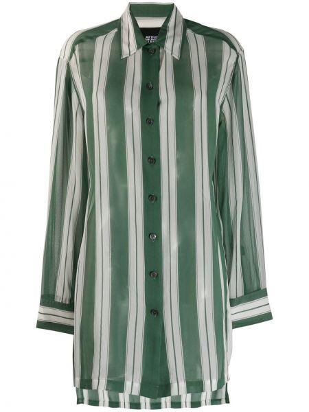 Топ асимметричный зеленый Marc Jacobs