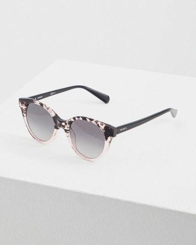 Солнцезащитные очки круглые Max&co