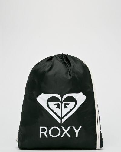 Черный рюкзак с отделениями Roxy