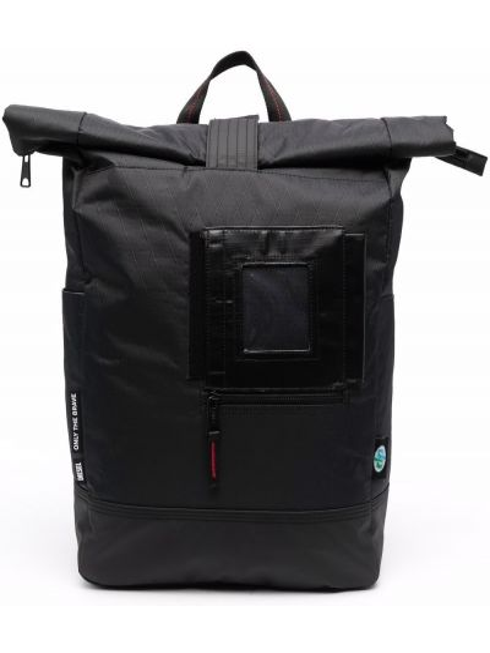Plecak - czarny Diesel