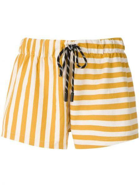 Желтые шорты Osklen