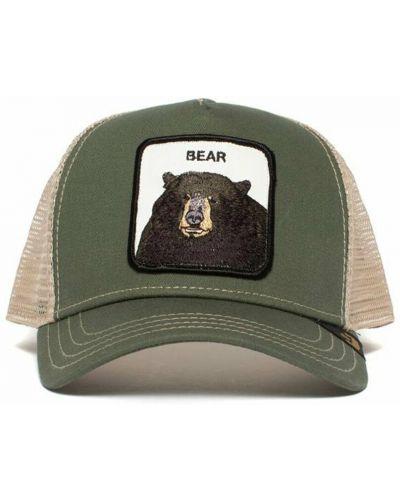 Zielona czapka Goorin Bros