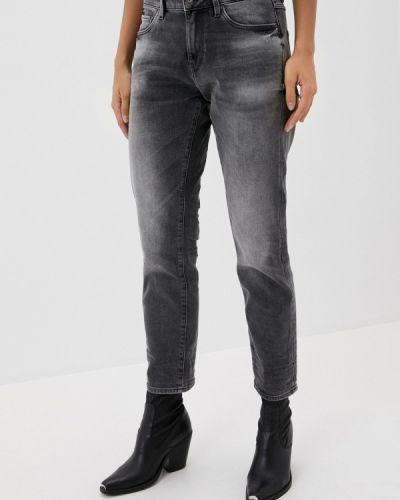 Прямые серые прямые джинсы G-star