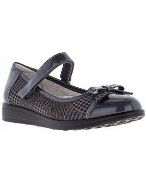 Школьные туфли на платформе Kakadu