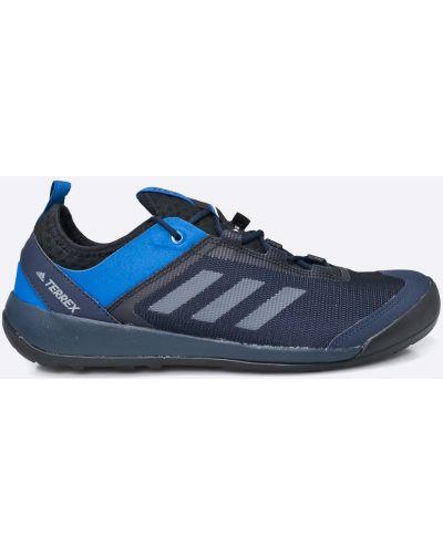 Ботинки на шнуровке спортивные текстильные Adidas Performance