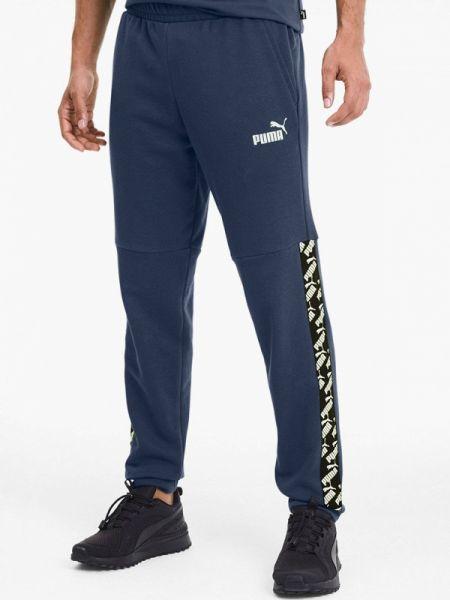Спортивные брюки синий Puma