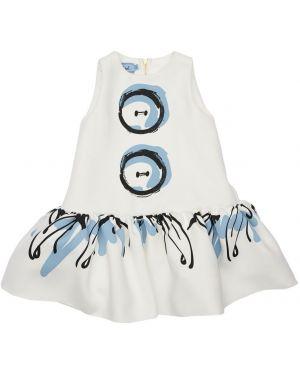 Платье с декольте Mimisol