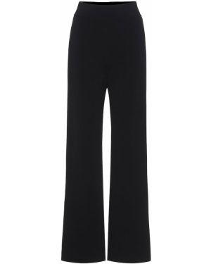 Черные брюки Alaïa