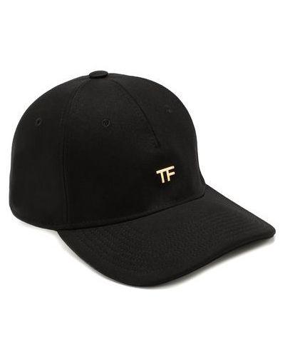 Мягкая кожаная бейсболка Tom Ford