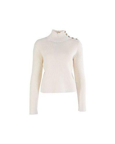 Белый джемпер шерстяной Valentino Red
