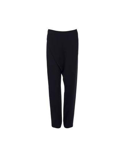Черные брюки из вискозы Costume National