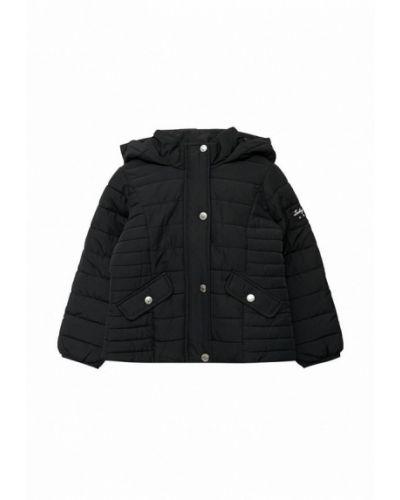 Куртка черная Piazza Italia