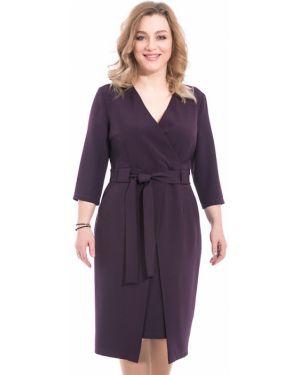 Платье с поясом платье-сарафан из вискозы Modellos