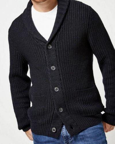 Черный кардиган Burton Menswear London