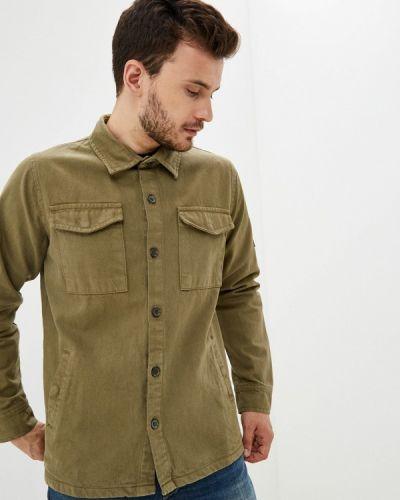 Демисезонная куртка хаки Rnt23