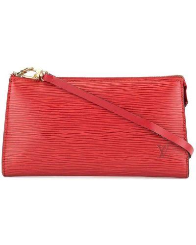 Красная сумка на плечо Louis Vuitton Pre-owned
