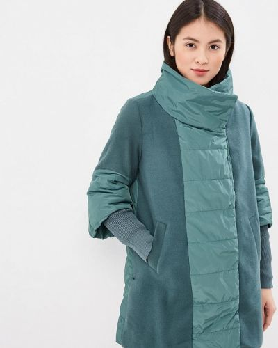 Утепленная куртка - зеленая Snowimage