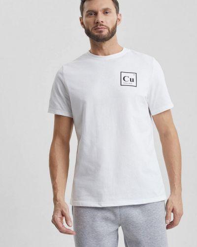 С рукавами белая футболка Barmariska