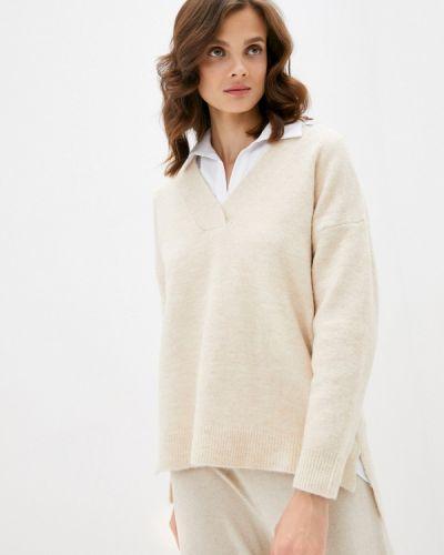 Бежевый пуловер Pimkie