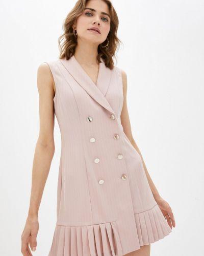 Бежевое платье Self Made