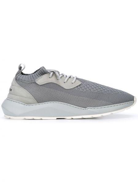 Sneakersy białe sznurowane Filling Pieces
