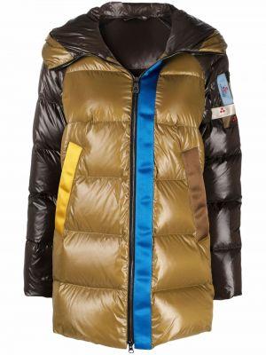 Дутая куртка - зеленая Peuterey