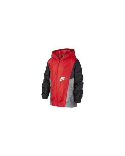 Куртка на молнии с капюшоном из плотной ткани Nike
