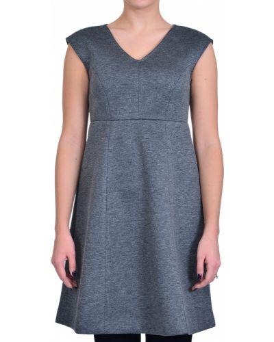 Платье из вискозы - серое Iblues