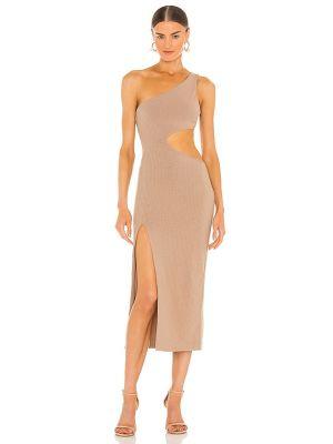 Трикотажное платье миди H:ours