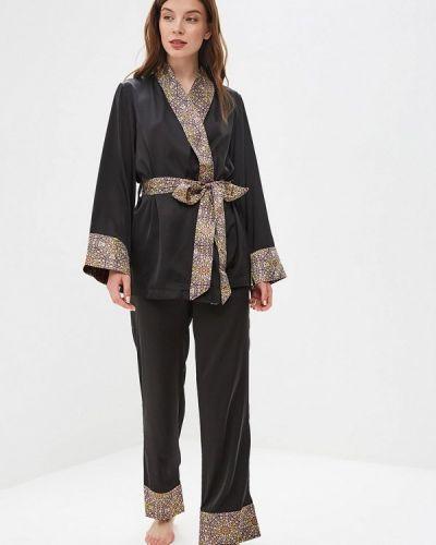 Пижама - черная Gepur