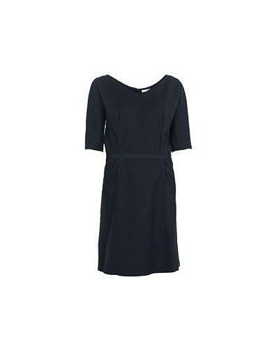 Платье осеннее шерстяное Nina Ricci
