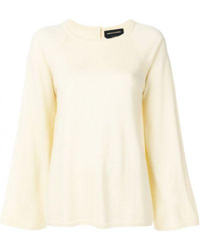 Желтый свитер Vanessa Seward
