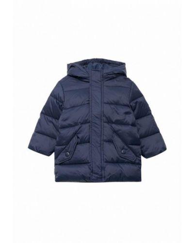 Синяя куртка United Colors Of Benetton