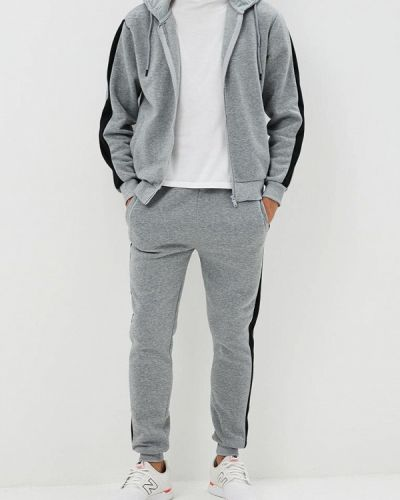 Серый спортивный костюм B.men