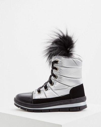 Ботинки на каблуке осенние Jog Dog
