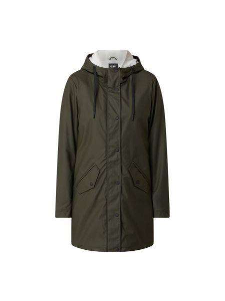 Płaszcz przeciwdeszczowy - zielony Only