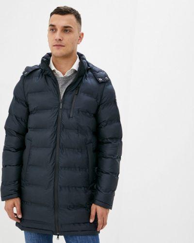 Теплая синяя куртка Henderson