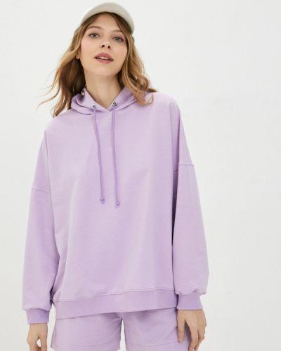 Фиолетовая весенняя кофта Pink Frost